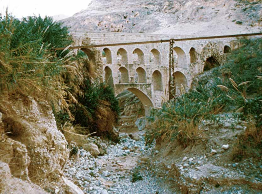 Roman-Aquaduct-near-Jericho